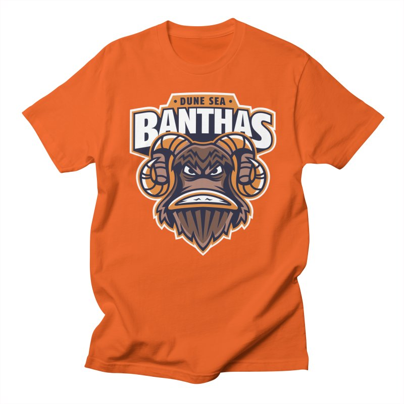 Dune Sea Banthas Women's Unisex T-Shirt by WanderingBert Shirts and stuff