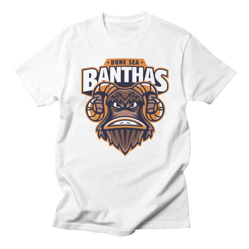 Dune Sea Banthas Men's T-Shirt by WanderingBert Shirts and stuff