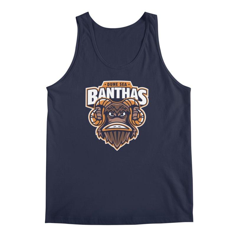 Dune Sea Banthas Men's Tank by WanderingBert Shirts and stuff