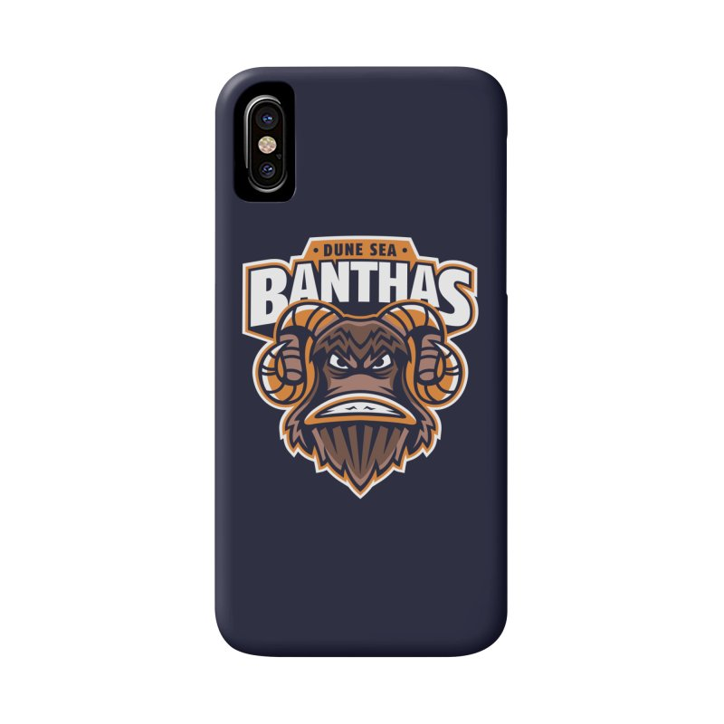 Dune Sea Banthas Accessories Phone Case by WanderingBert Shirts and stuff