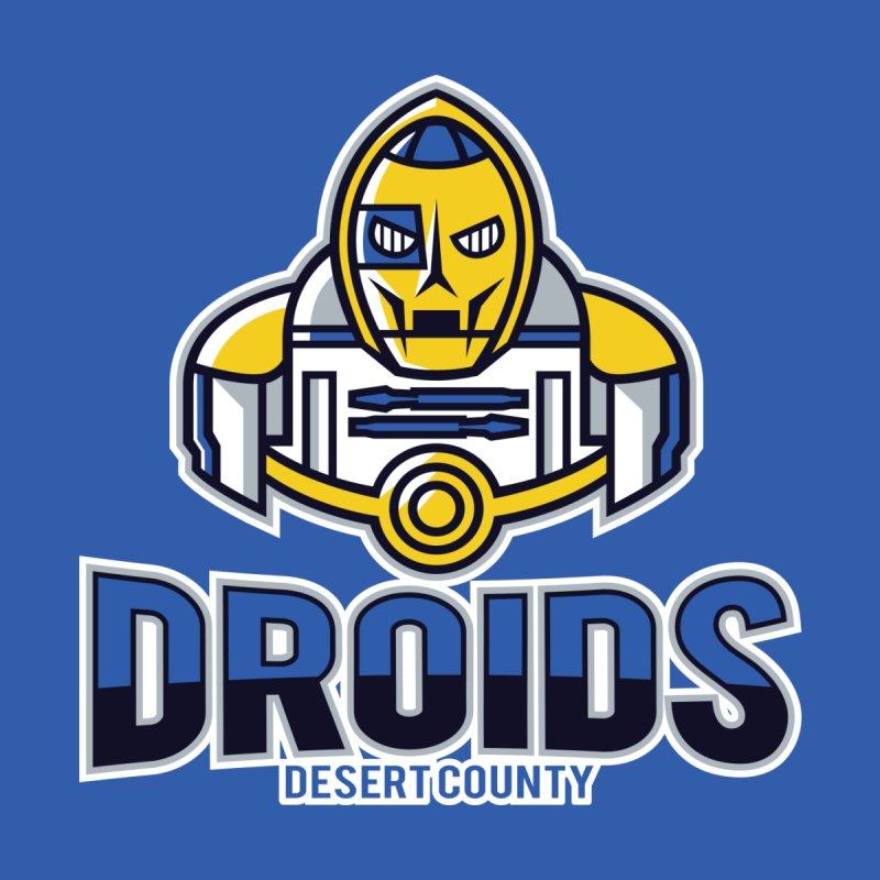 Desert County Droids Accessories Beach Towel by WanderingBert Shirts and stuff