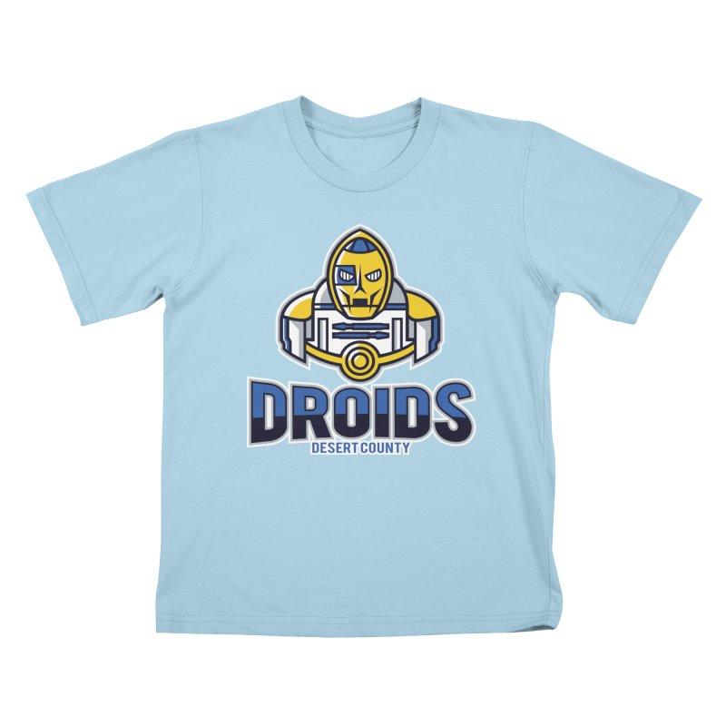 Kids None by WanderingBert Shirts and stuff