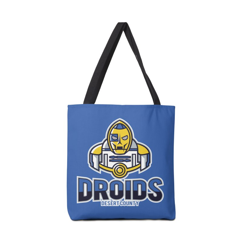 Desert County Droids Accessories Bag by WanderingBert Shirts and stuff