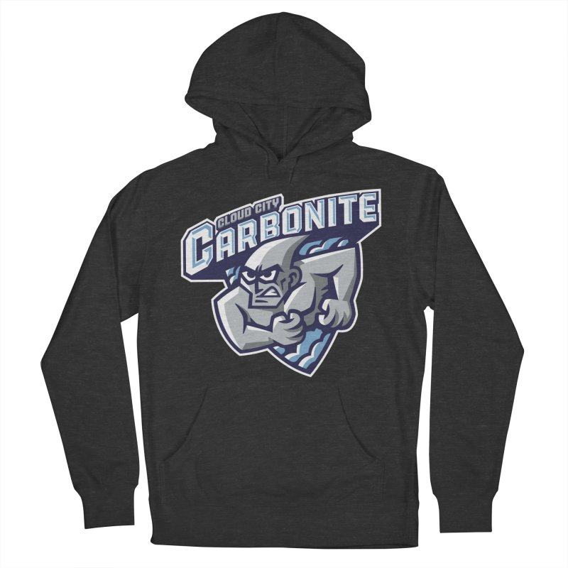 Cloud City Carbonite Women's Pullover Hoody by WanderingBert Shirts and stuff