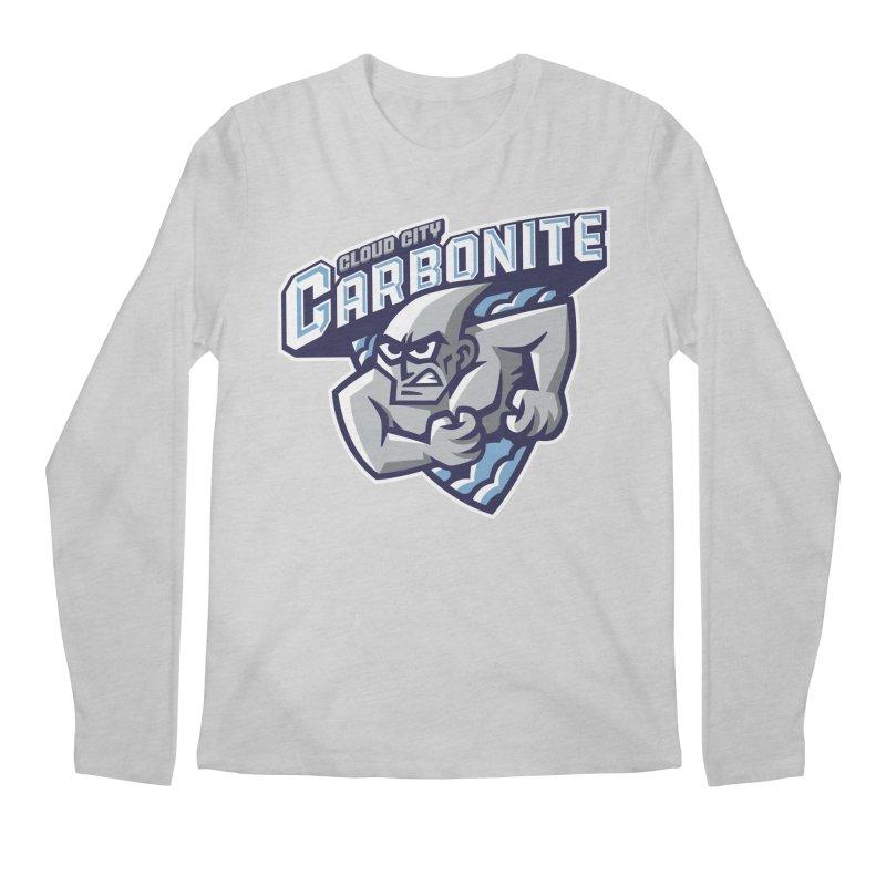 Cloud City Carbonite Men's Longsleeve T-Shirt by WanderingBert Shirts and stuff