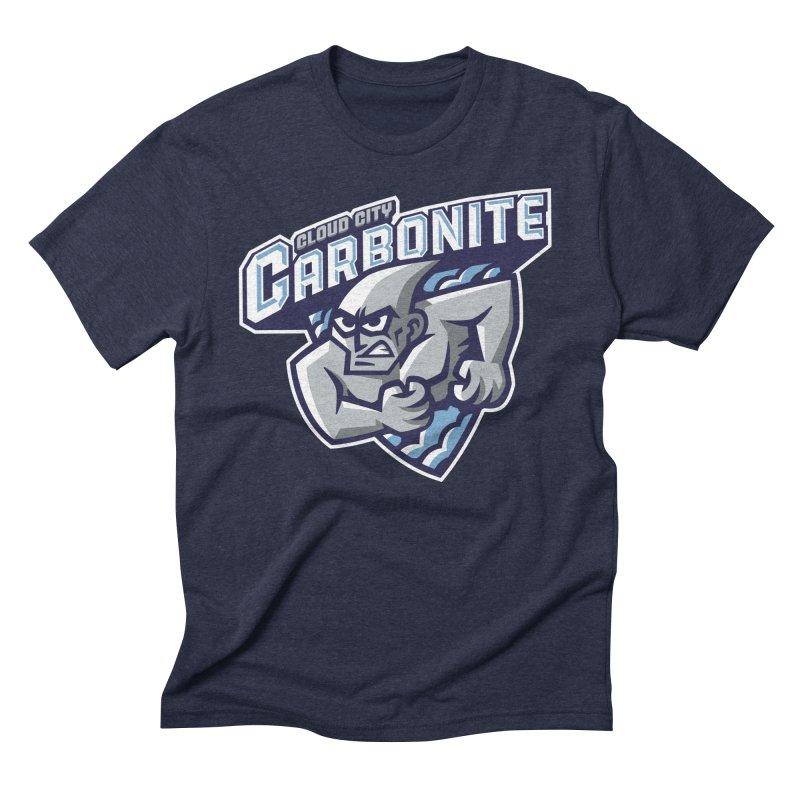 Cloud City Carbonite Men's Triblend T-Shirt by WanderingBert Shirts and stuff