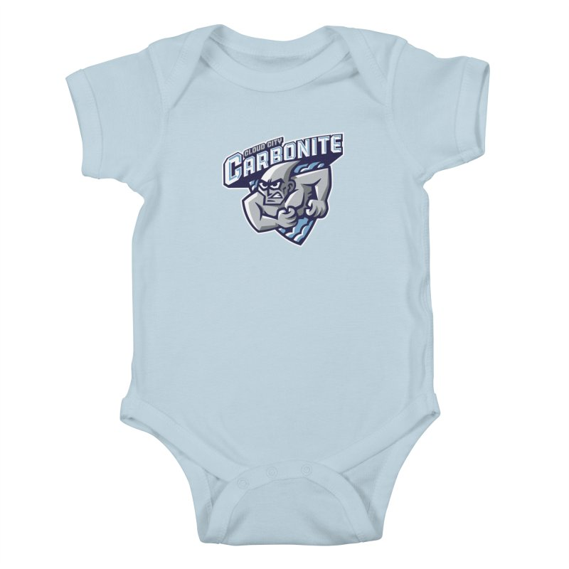 Cloud City Carbonite Kids Baby Bodysuit by WanderingBert Shirts and stuff