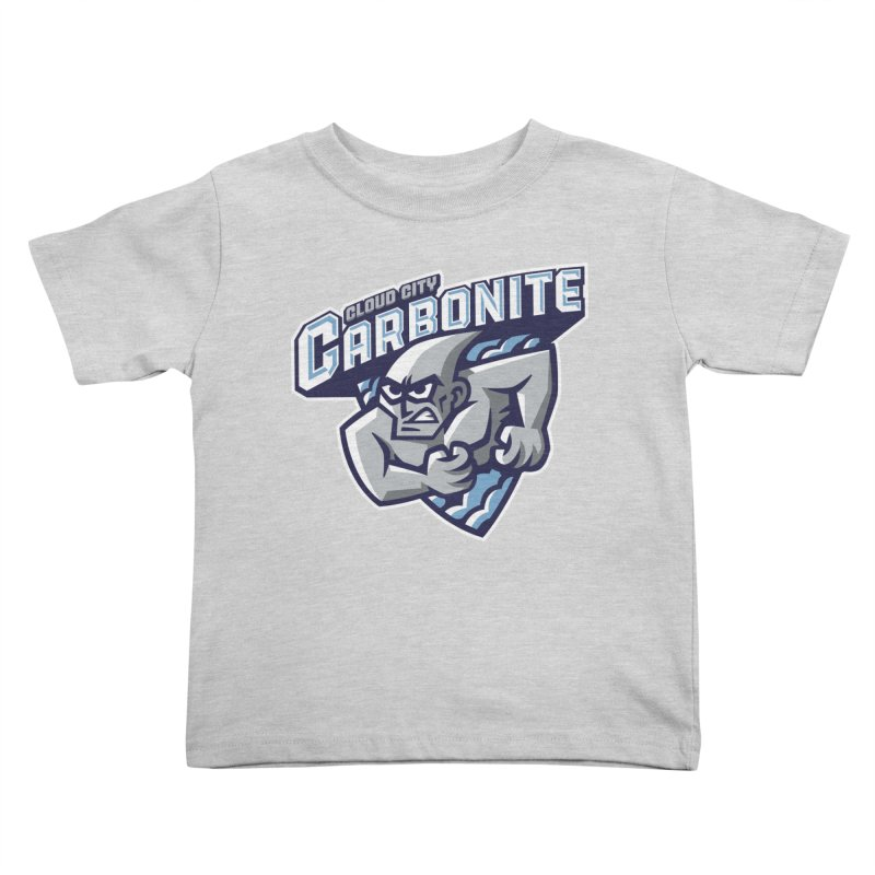 Cloud City Carbonite Kids Toddler T-Shirt by WanderingBert Shirts and stuff