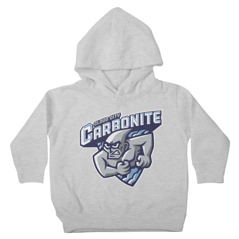 Cloud City Carbonite Kids Toddler Pullover Hoody by WanderingBert Shirts and stuff