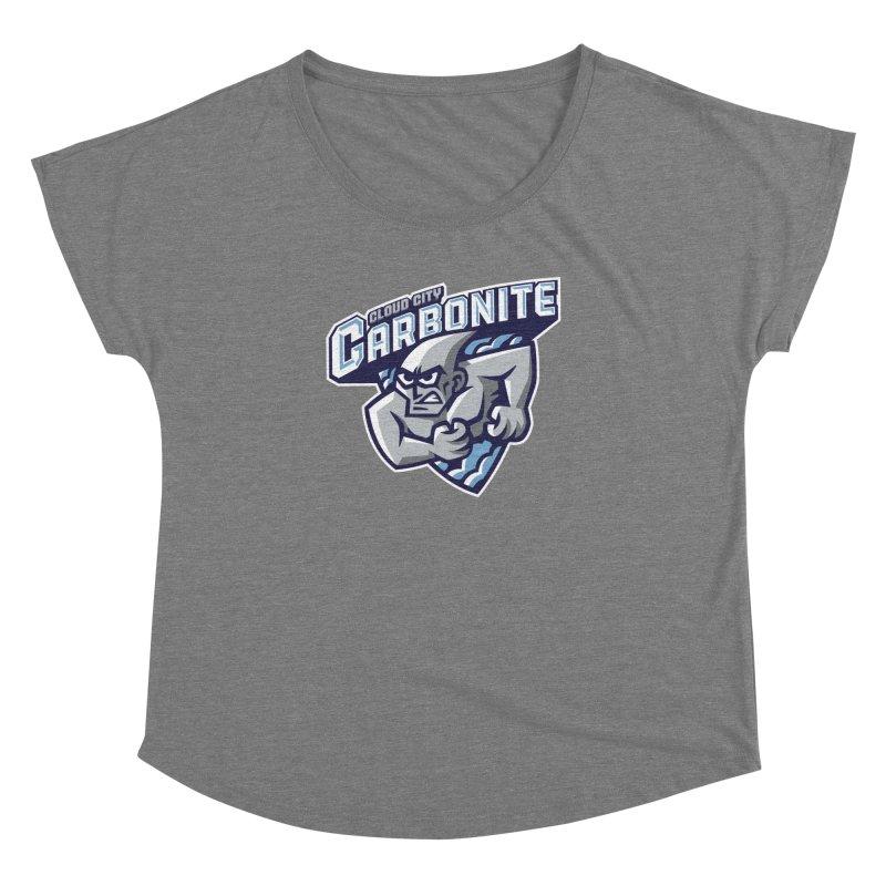Cloud City Carbonite Women's Dolman by WanderingBert Shirts and stuff