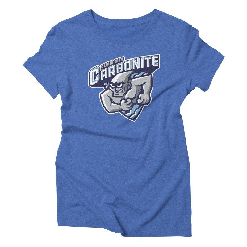 Cloud City Carbonite Women's Triblend T-Shirt by WanderingBert Shirts and stuff