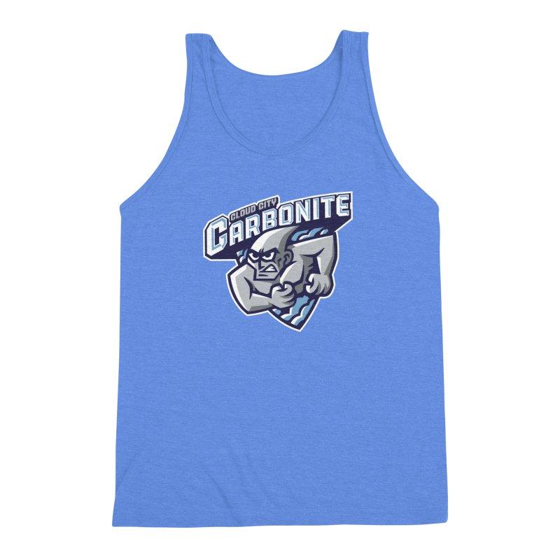 Cloud City Carbonite Men's Triblend Tank by WanderingBert Shirts and stuff