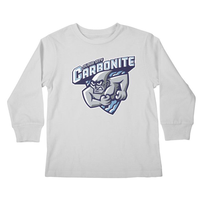 Cloud City Carbonite Kids Longsleeve T-Shirt by WanderingBert Shirts and stuff