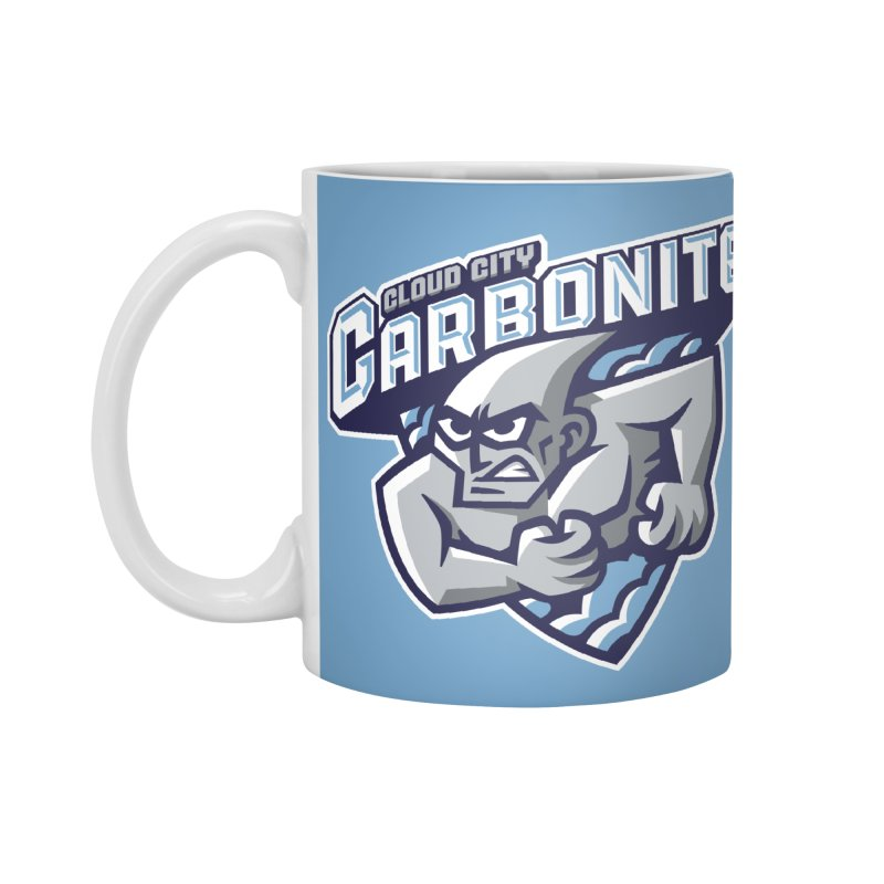 Cloud City Carbonite Accessories Mug by WanderingBert Shirts and stuff