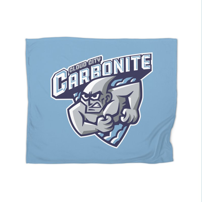 Cloud City Carbonite Home Blanket by WanderingBert Shirts and stuff