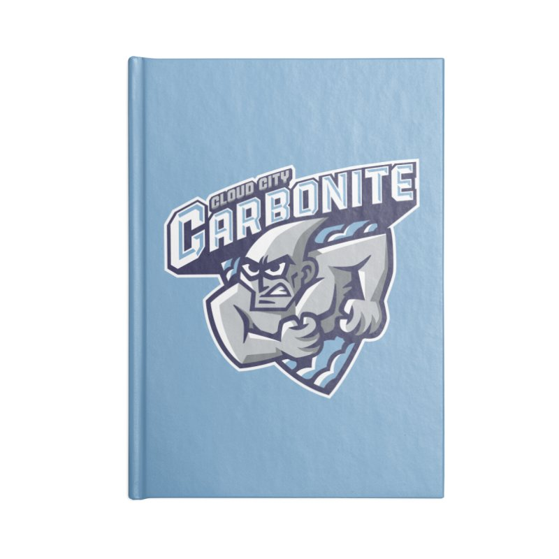 Cloud City Carbonite Accessories Notebook by WanderingBert Shirts and stuff