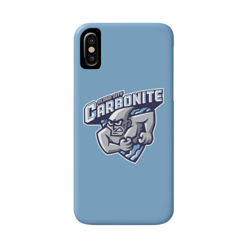 Cloud City Carbonite Accessories Phone Case by WanderingBert Shirts and stuff