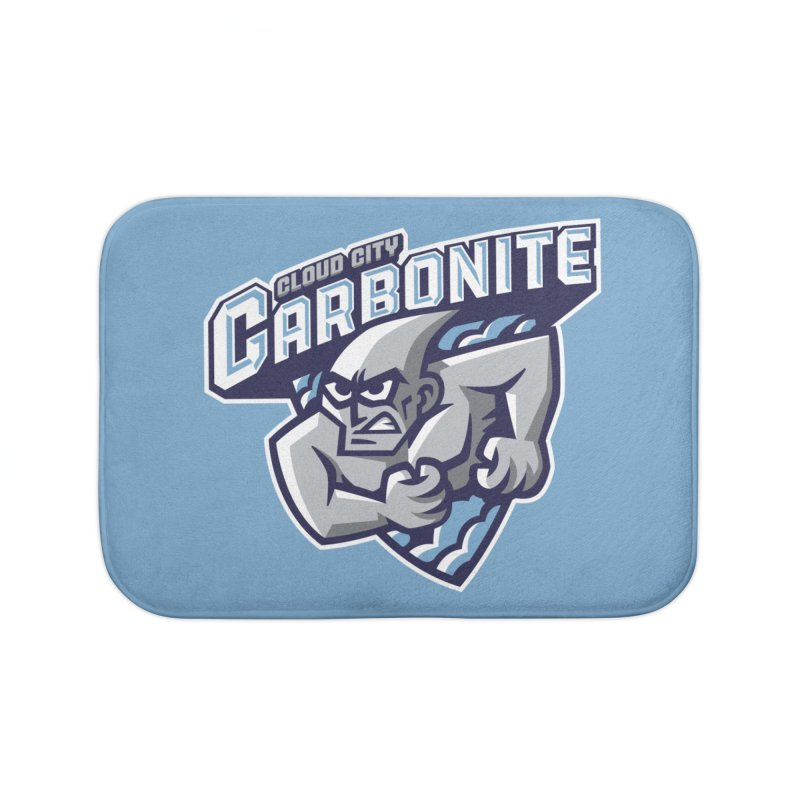 Cloud City Carbonite Home Bath Mat by WanderingBert Shirts and stuff