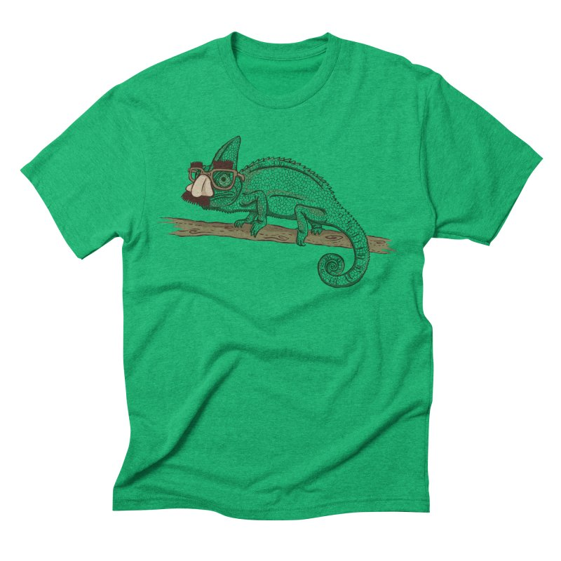 Master of Disguise Men's T-Shirt by WanderingBert Shirts and stuff