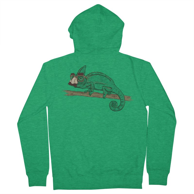 Master of Disguise Men's Zip-Up Hoody by WanderingBert Shirts and stuff