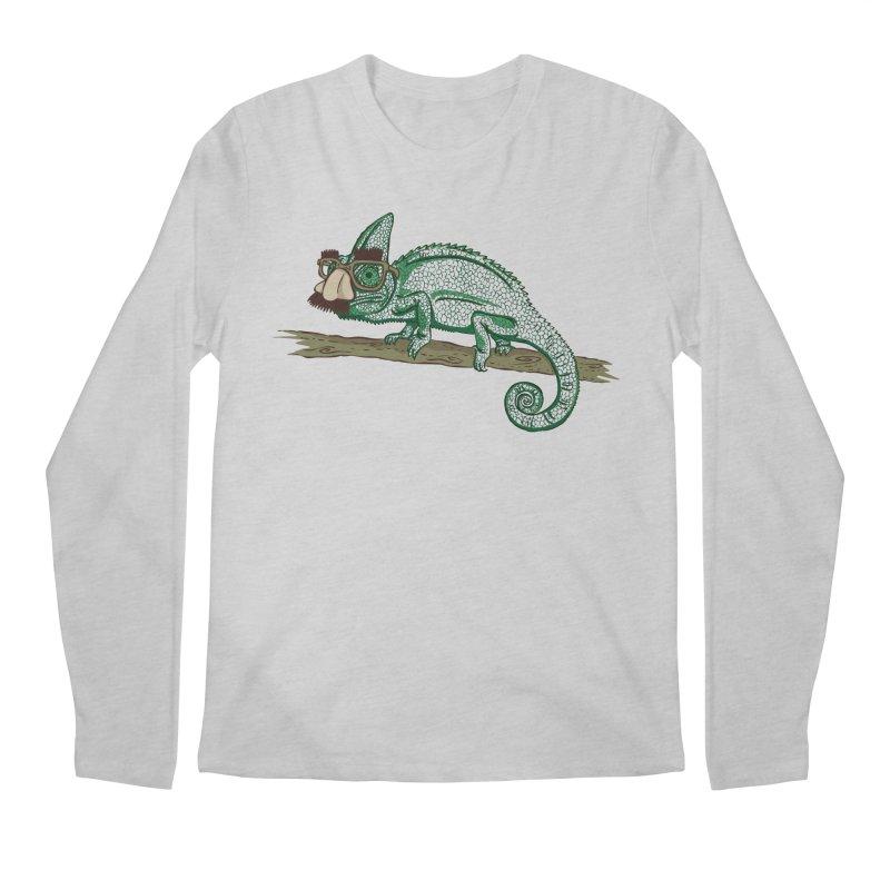 Master of Disguise Men's Longsleeve T-Shirt by WanderingBert Shirts and stuff