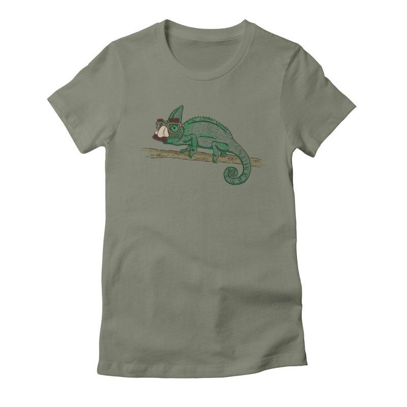 Master of Disguise Women's T-Shirt by WanderingBert Shirts and stuff