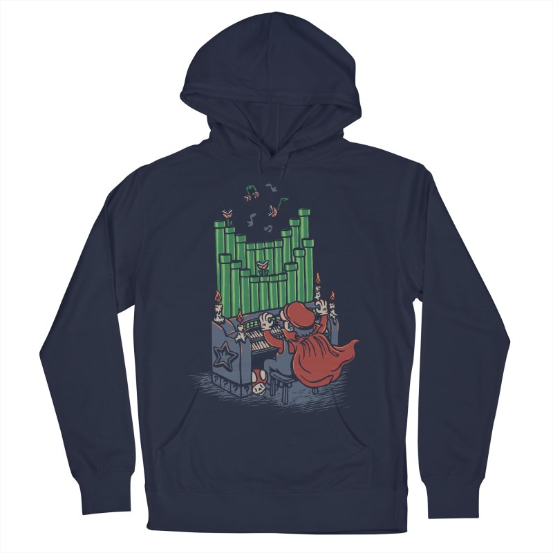 The Plumber of the Opera Men's Pullover Hoody by WanderingBert Shirts and stuff