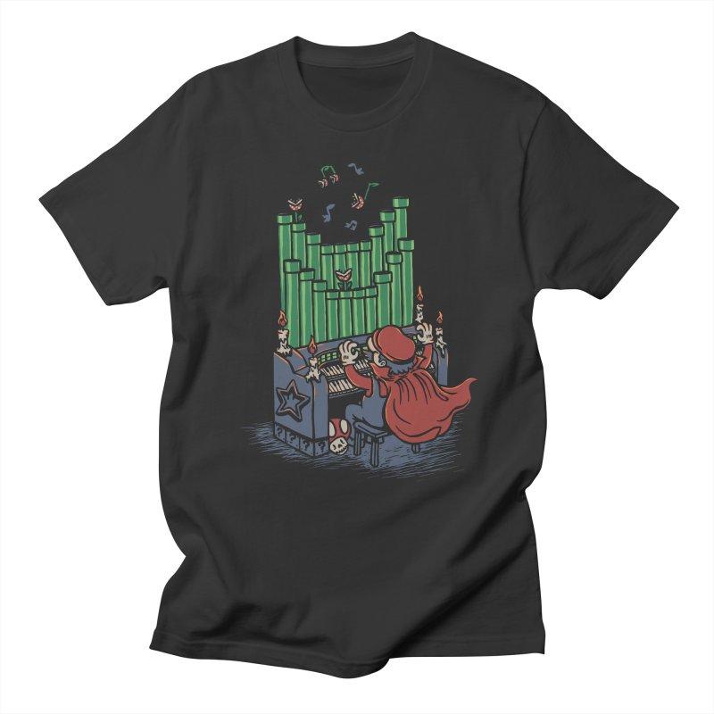 The Plumber of the Opera Men's T-Shirt by WanderingBert Shirts and stuff