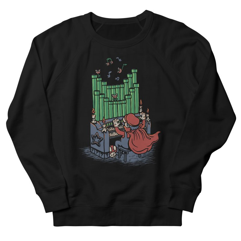 The Plumber of the Opera Men's Sweatshirt by WanderingBert Shirts and stuff