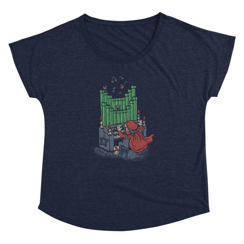 The Plumber of the Opera Women's Dolman by WanderingBert Shirts and stuff