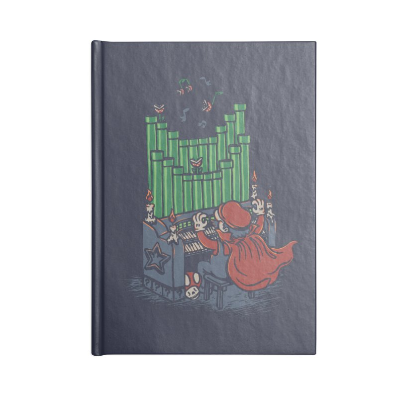 The Plumber of the Opera Accessories Notebook by WanderingBert Shirts and stuff