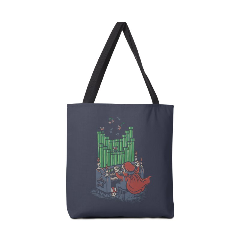 The Plumber of the Opera Accessories Bag by WanderingBert Shirts and stuff
