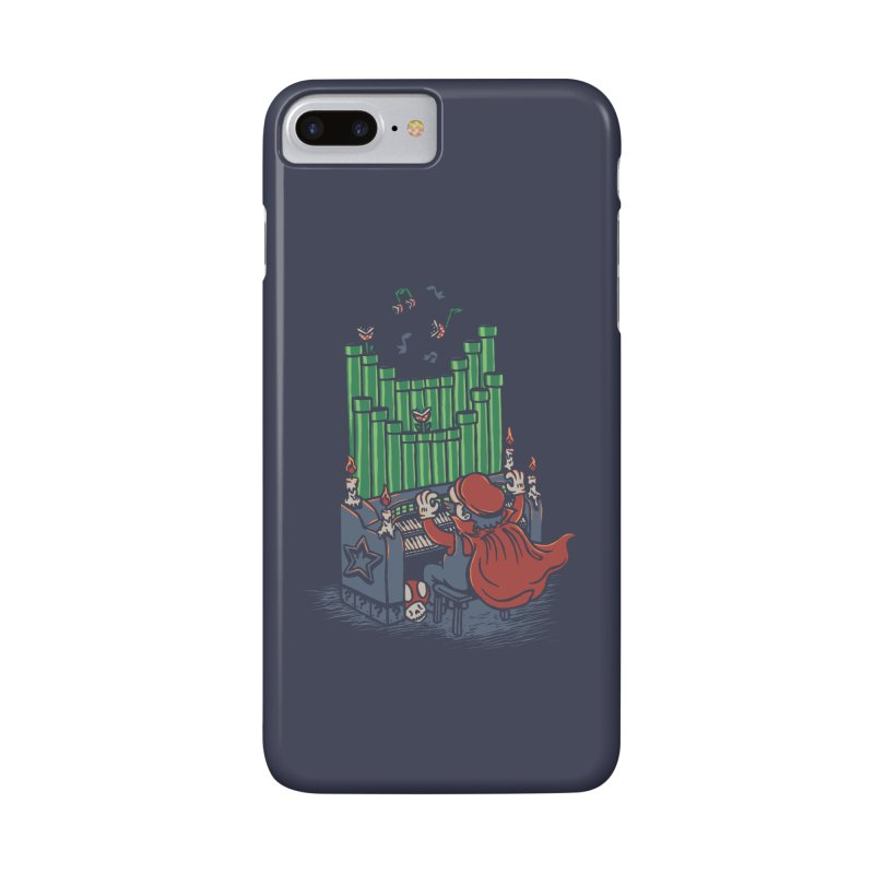 The Plumber of the Opera Accessories Phone Case by WanderingBert Shirts and stuff