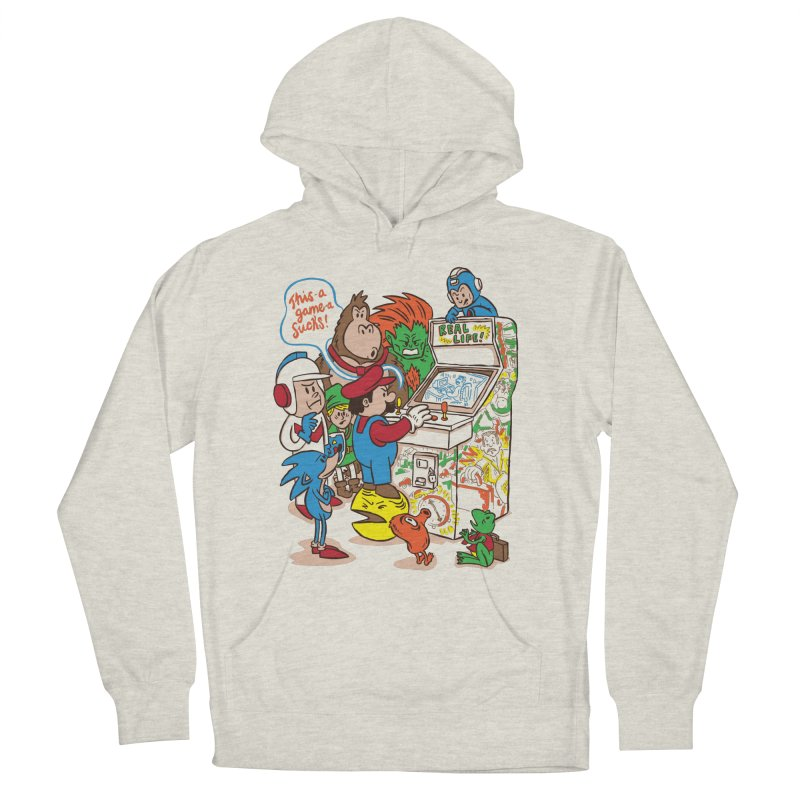 This Game Sucks Men's Pullover Hoody by WanderingBert Shirts and stuff