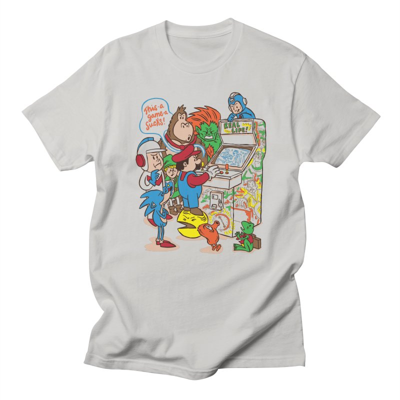 This Game Sucks Women's Unisex T-Shirt by WanderingBert Shirts and stuff