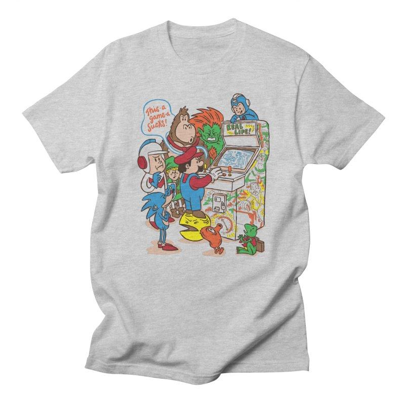 This Game Sucks Men's T-shirt by WanderingBert Shirts and stuff