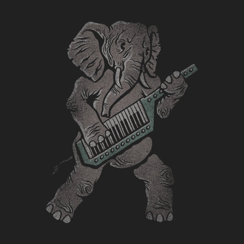 Trunk Rock None  by WanderingBert Shirts and stuff