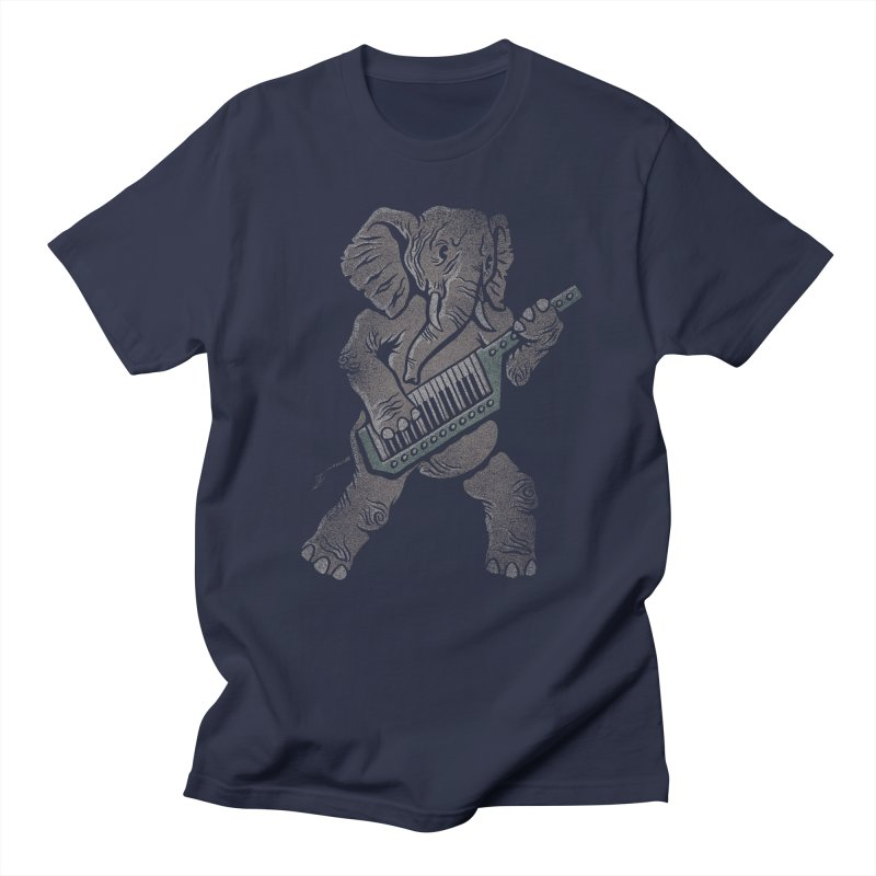 Trunk Rock Women's Unisex T-Shirt by WanderingBert Shirts and stuff