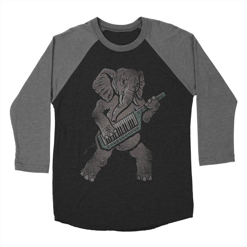 Trunk Rock Women's Baseball Triblend T-Shirt by WanderingBert Shirts and stuff