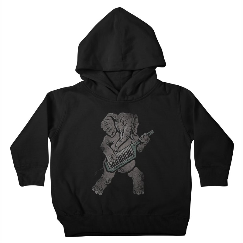 Trunk Rock Kids Toddler Pullover Hoody by WanderingBert Shirts and stuff