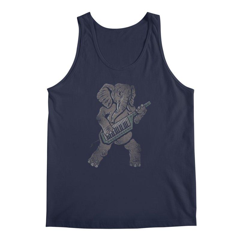 Trunk Rock Men's Tank by WanderingBert Shirts and stuff