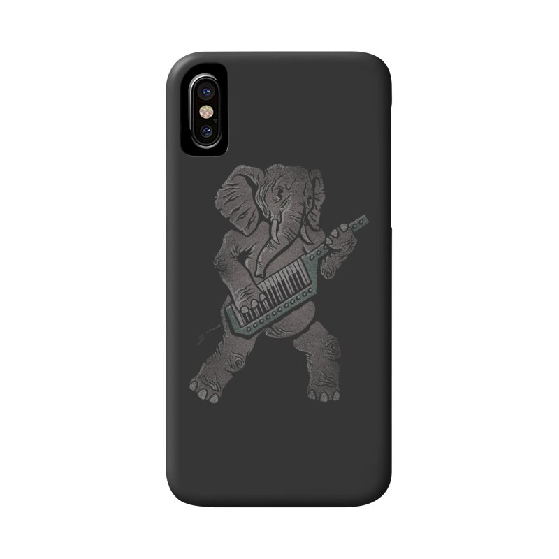 Trunk Rock Accessories Phone Case by WanderingBert Shirts and stuff