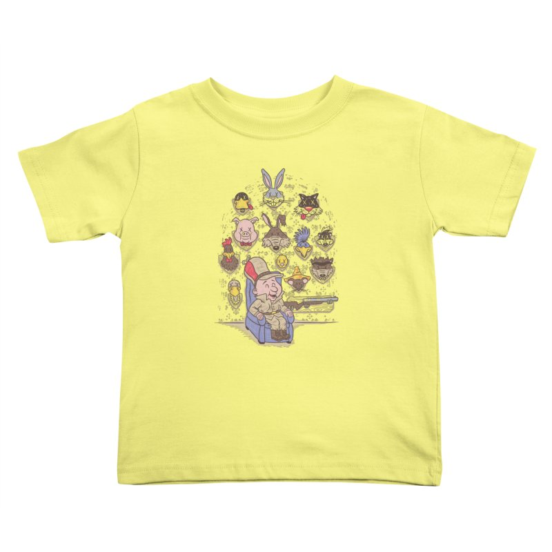 Wevenge Kids Toddler T-Shirt by WanderingBert Shirts and stuff