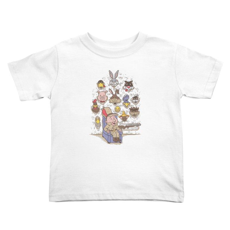 Wevenge Kids Toddler T-Shirt by WanderingBert Shirts and stuff
