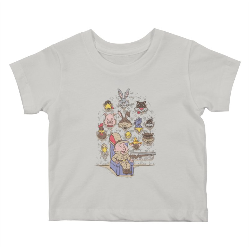 Wevenge Kids Baby T-Shirt by WanderingBert Shirts and stuff