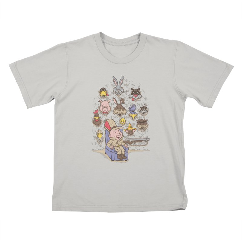 Wevenge Kids T-shirt by WanderingBert Shirts and stuff