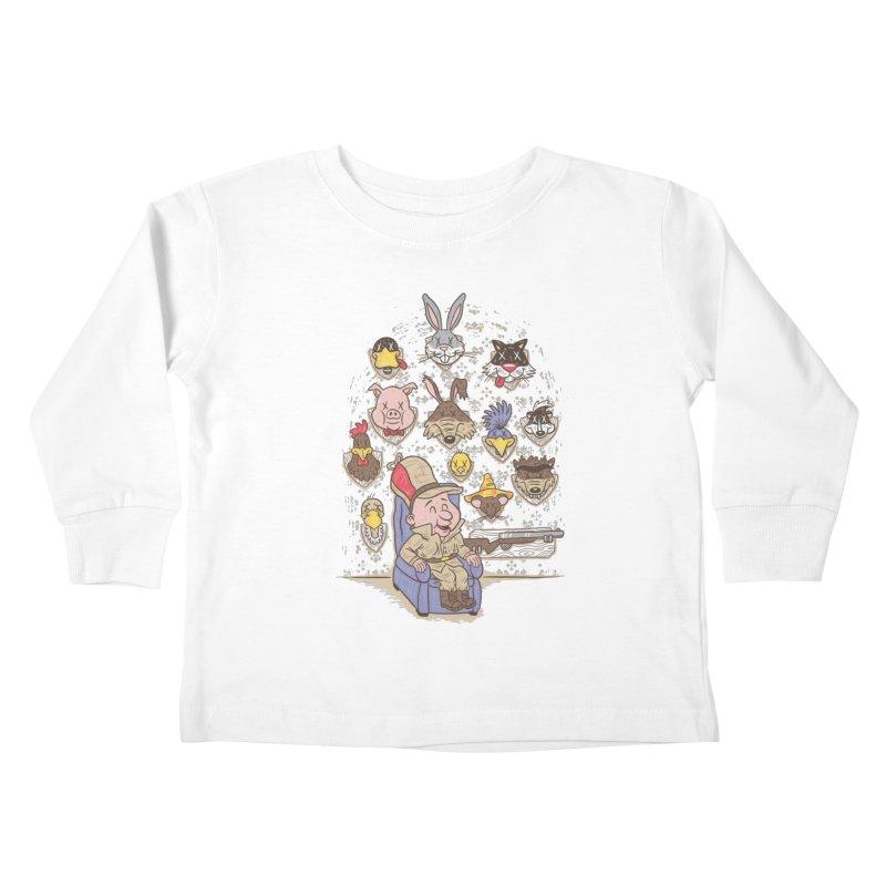 Wevenge Kids Toddler Longsleeve T-Shirt by WanderingBert Shirts and stuff