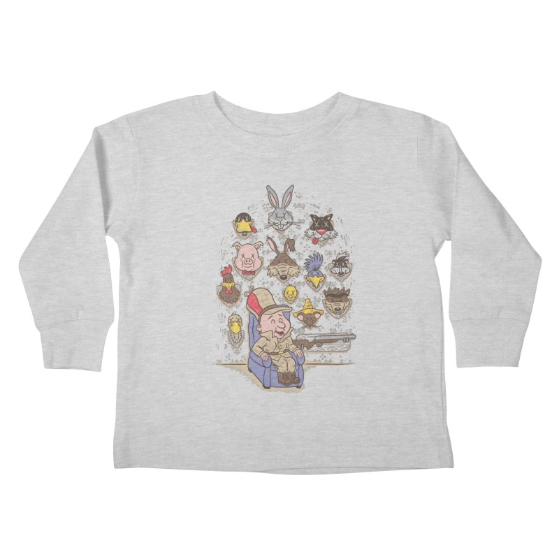 Wevenge Kids Toddler Longsleeve T-Shirt by WanderingBert Shirts and stuff