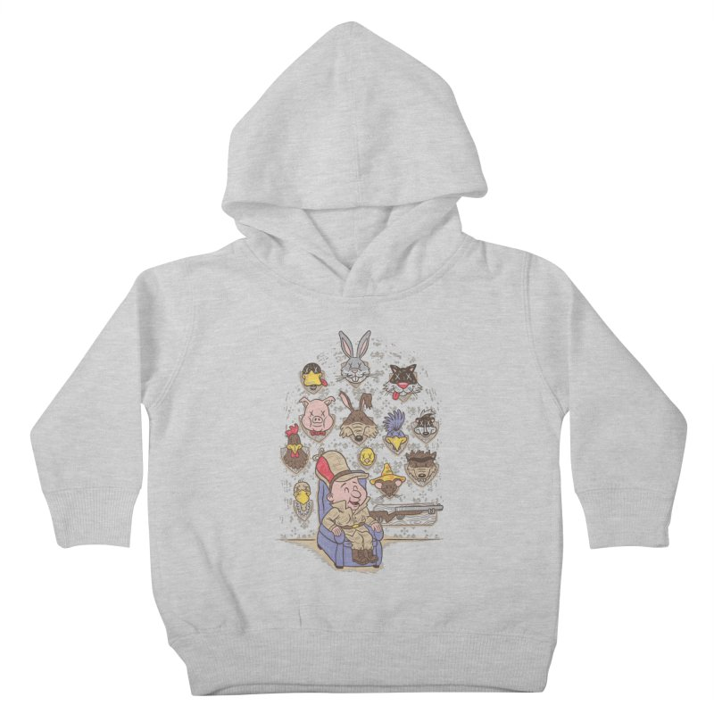 Wevenge Kids Toddler Pullover Hoody by WanderingBert Shirts and stuff
