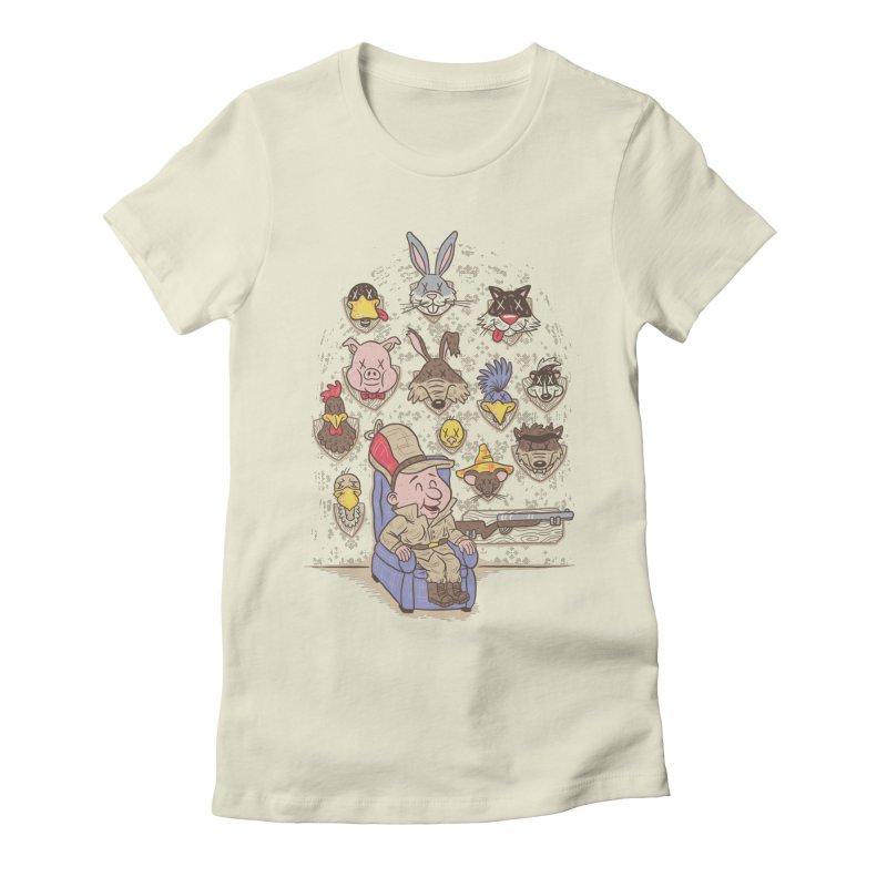 Wevenge Women's Fitted T-Shirt by WanderingBert Shirts and stuff